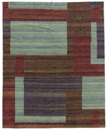 Facade Seychelles, a hand knotted rug designed by Tufenkian Artisan Carpets.