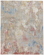 Frieze Confetti, a hand knotted rug designed by Tufenkian Artisan Carpets.