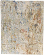 Frieze Tourmaline, a hand knotted rug designed by Tufenkian Artisan Carpets.