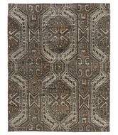 Lakota Copper 8x10, a hand knotted rug by Tufenkian Artisan Carpets