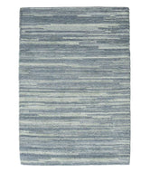 Horizon III Sky Blue, a hand knotted rug designed by Tufenkian Artisan Carpets.