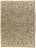 Indo Heriz Gold, a hand knotted rug designed by Tufenkian Artisan Carpets.