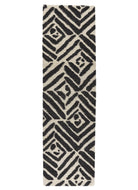 Lagash Penguin, a hand knotted rug designed by Tufenkian Artisan Carpets.