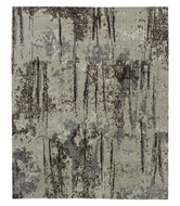 LUMINANCE MINT, a hand knotted rug designed by Tufenkian Artisan Carpets.