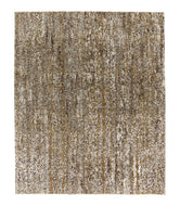 Moraine Grey 8x10, a hand knotted rug by Tufenkian Artisan Carpets