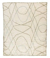Palais Sage Sample is a hand knotted rug by Tufenkian Artisan Carpets