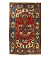 ANTIQUE PERSIAN ARDEBIL is a hand knotted rug