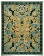 POLONAISE CLOISONNE is a hand knotted rug by Tufenkian Artisan Carpets