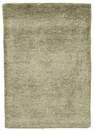 Solid Handloom Artichoke, a hand knotted rug designed by Tufenkian Artisan Carpets.