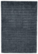 Solid Handloom Indigo, a hand knotted rug designed by Tufenkian Artisan Carpets.