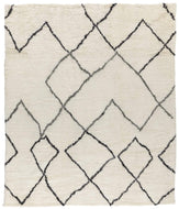 Souk Ivory Grey, a hand knotted rug designed by Tufenkian Artisan Carpets.