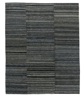 SPECTRUM II CHARCOAL is a hand knotted rug by Tufenkian Artisan Carpets