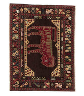 Armenian Lion Rug I  is a hand knotted rug by Tufenkian Artisan Carpets