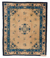 Antique Chinese Carpet is a hand knotted rug by Tufenkian Artisan Carpets