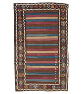 Antique Armenian Kilim is a hand knotted rug by Tufenkian Artisan Carpets