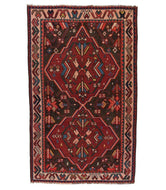 Antique Armenian Karabagh Kilim  is a hand knotted rug