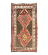 Antique Anatolian Armenian Lori  is a hand knotted rug
