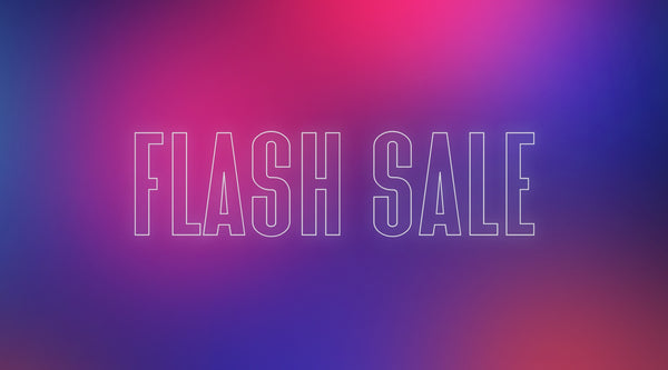 Flash Sale: -10% на все