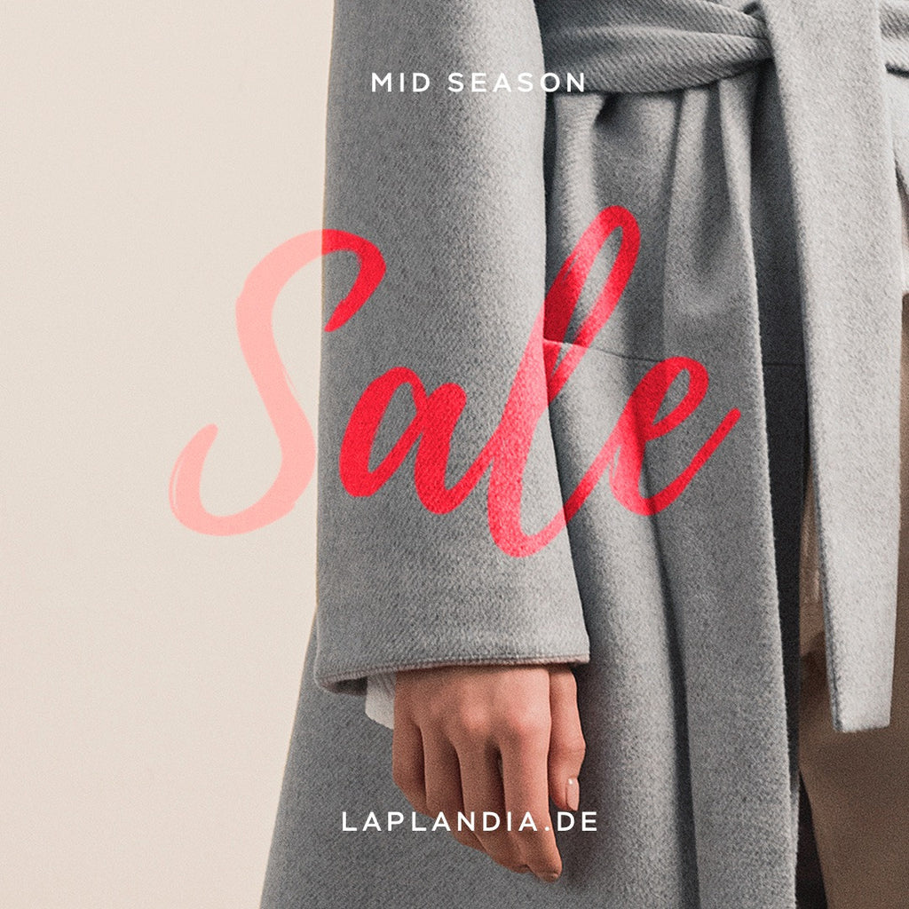 Mid Season Sale: Up to -50% off