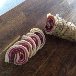 Men's Pancetta Making Class