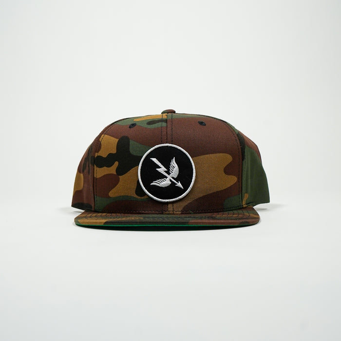 Circle Arrow Cap - Camo
