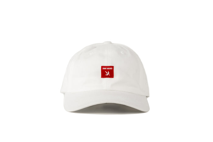 Case Cap - White