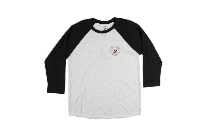 Mash 3/4 Sleeve - Black White