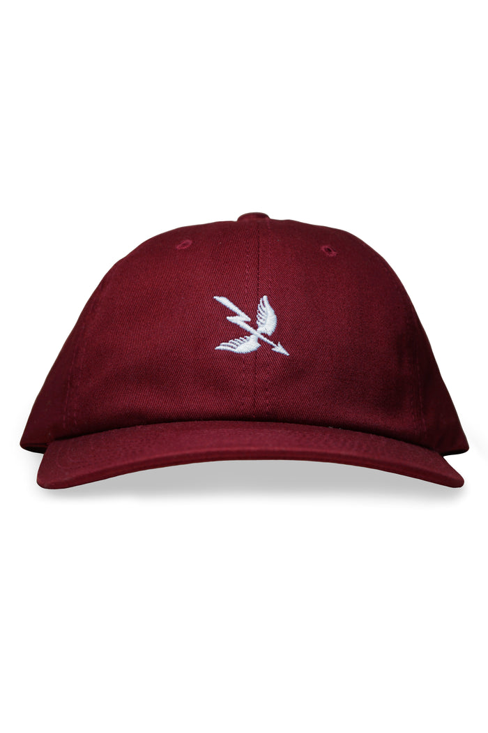Arrow Cap - Maroon