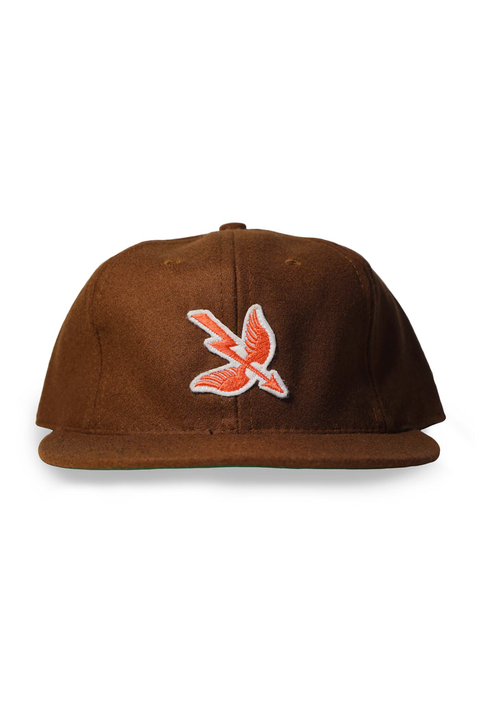 Arrow Ebbets Field Cap - Brown