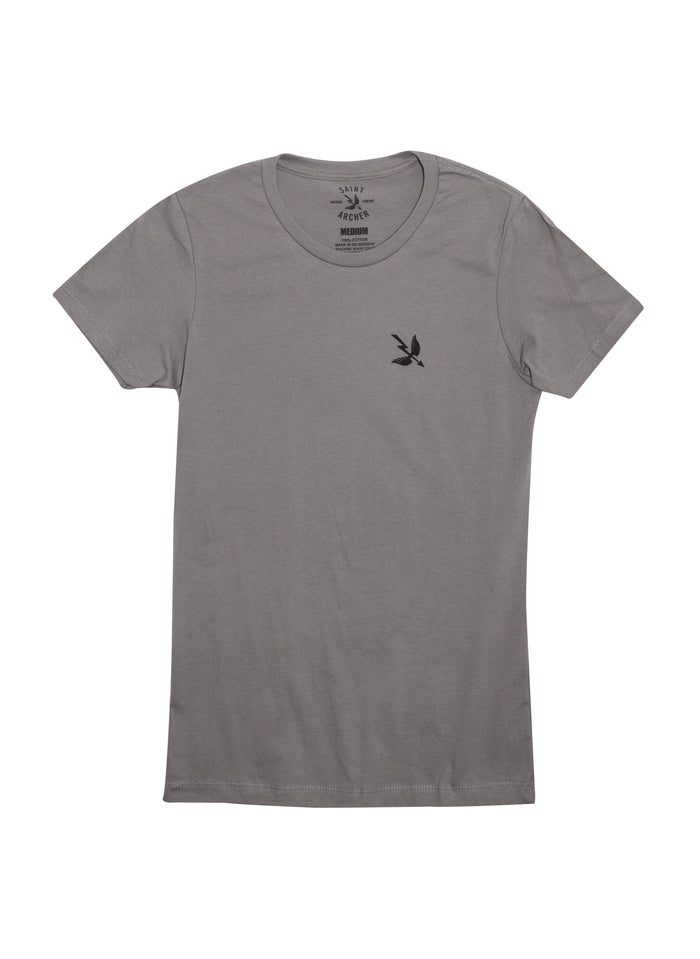 Women's Arrow S/S Tee - Grey
