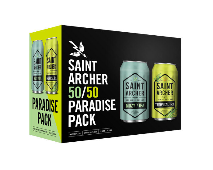 50/50 PARADISE 12 PACK