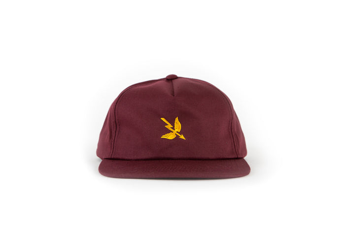 Arrow MP Cap - Maroon