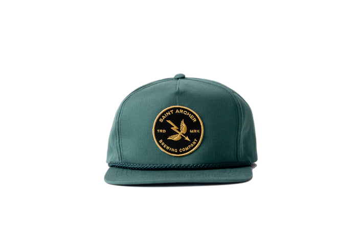 Mash Unconstructed MP Snapback - Emerald