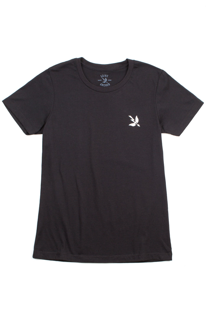 Women's Arrow S/S Tee - Black