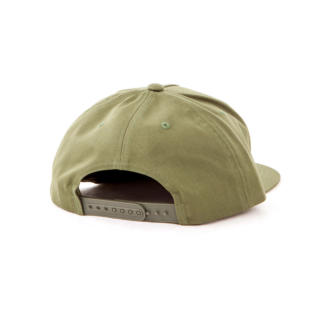 ARMY PATCH SNAPBACK - Green