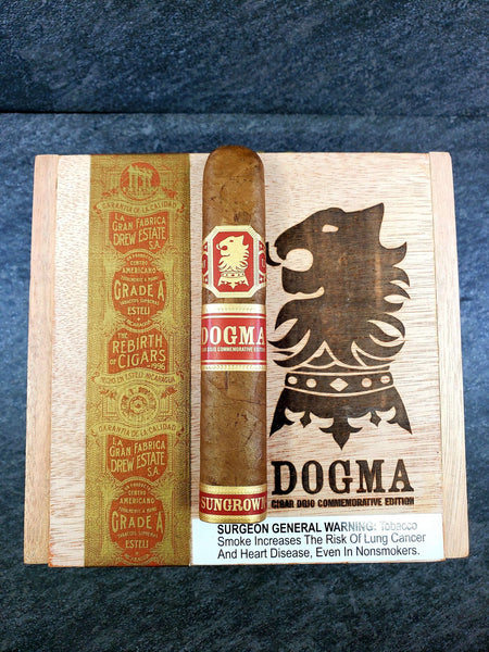 DREW ESTATE LIMITED EDITION UNDERCROWN SUBCULTURE DOJO DOGMA SUNGROWN