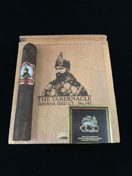 TABERNACLE HAVANA SEED CT #142 ROBUSTO