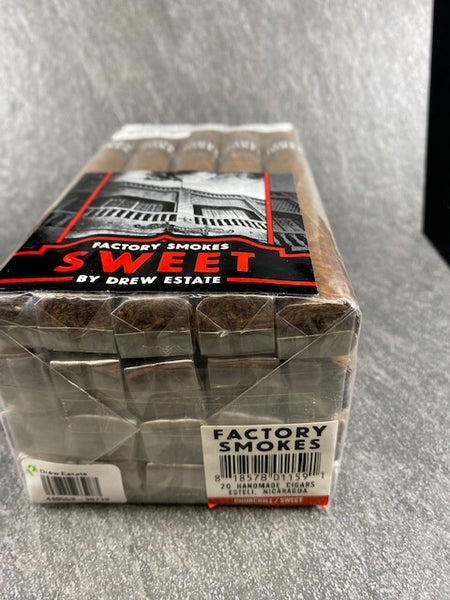 FACTORY SMOKES SWEET TORO