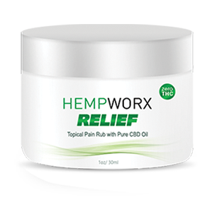 CBD HEMP RELIEF CREAM