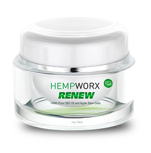 CBD HEMP RENEW CREAM