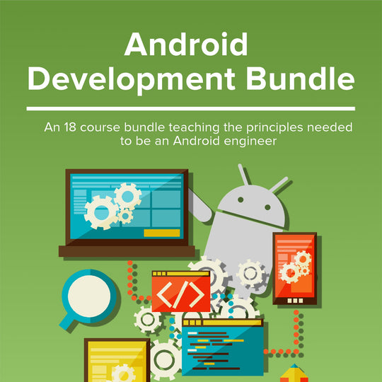 Android Development eLearning Bundle - Theta Saber Mounts