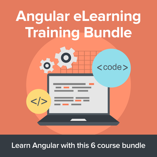 Angular eLearning Training Bundle - Theta Saber Mounts