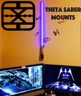 Knight Saber Collection - Theta Saber Mounts