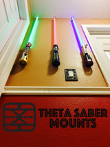 Saber Wall Stand Mounts