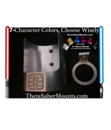 Saber / Lightsaber Display Mounts