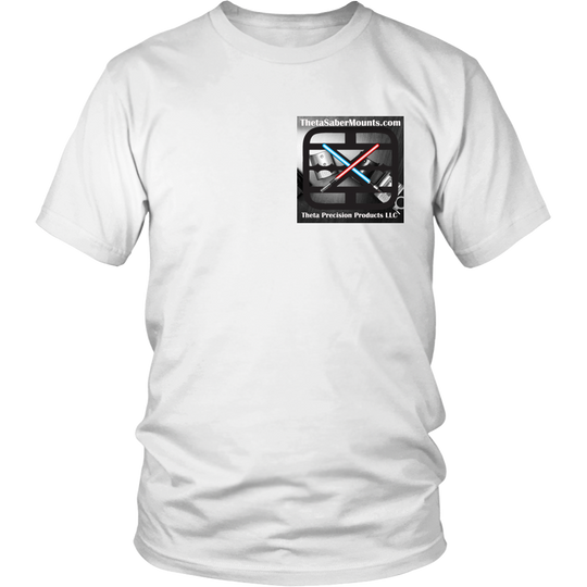 Team Theta Shirt - Theta Saber Mounts