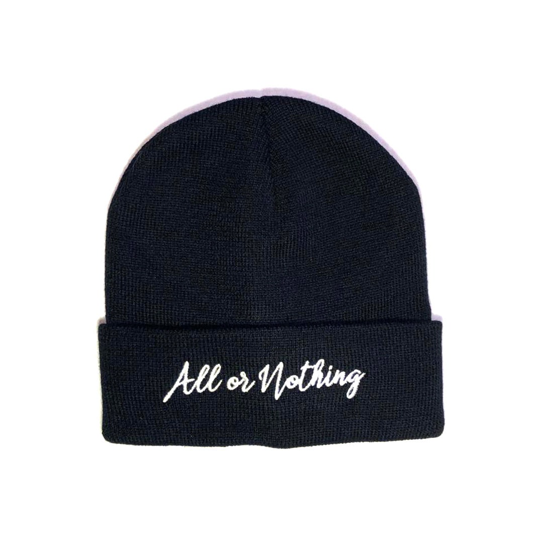 Irwin All or Nothing Beanie Black