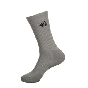 "Atacama Performance Crew Sock - ""Quiet Evening"" - lift23"