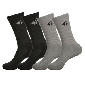 Atacama Performance Crew Sock - The Midnight Set (4/pk) - lift23