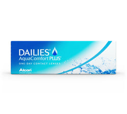 Dailies AquaComfort Plus - 30 lenti